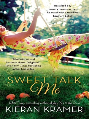 cover image of Sweet Talk Me