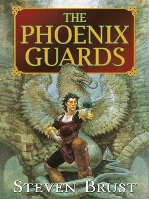 cover image of The Phoenix Guards