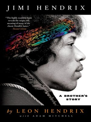cover image of Jimi Hendrix