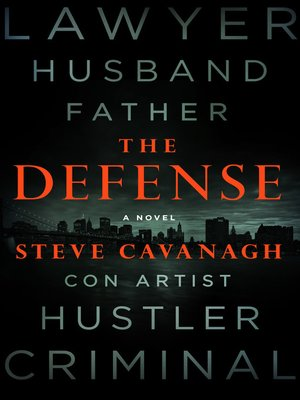 cover image of The Defense--A Novel