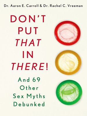 cover image of Don't Put That in There!