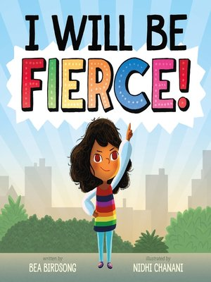 cover image of I Will Be Fierce