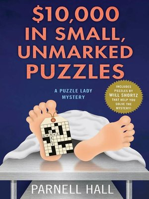 cover image of $10,000 in Small, Unmarked Puzzles