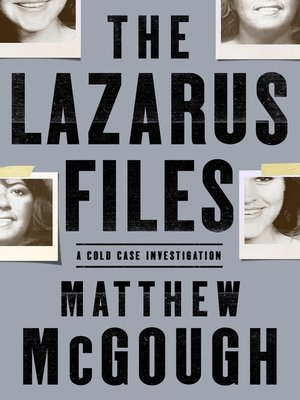 cover image of The Lazarus Files