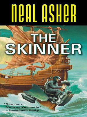 cover image of The Skinner
