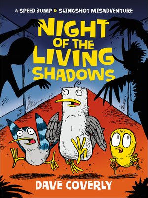 cover image of Night of the Living Shadows