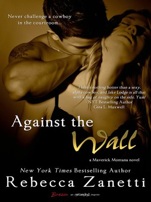 cover image of Against the Wall