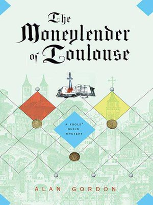 cover image of The Moneylender of Toulouse--A Fools' Guild Mystery