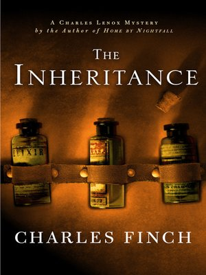 cover image of The Inheritance