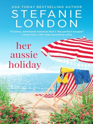 cover image of Her Aussie Holiday