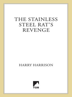 cover image of The Stainless Steel Rat's Revenge