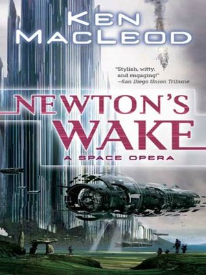 cover image of Newton's Wake