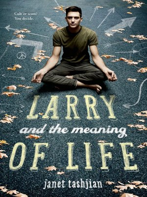 cover image of Larry and the Meaning of Life