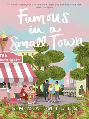 cover image of Famous in a Small Town