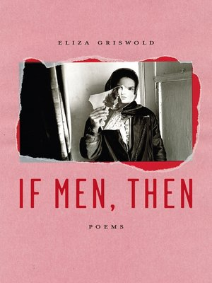 cover image of If Men, Then