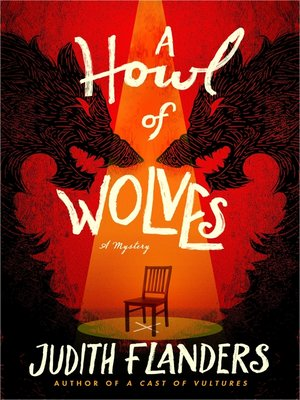 cover image of A Howl of Wolves--A Mystery