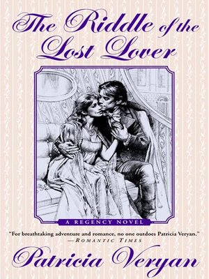 cover image of The Riddle of the Lost Lover