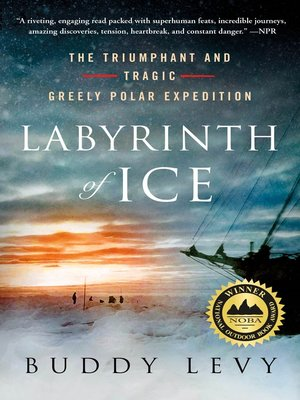 cover image of Labyrinth of Ice