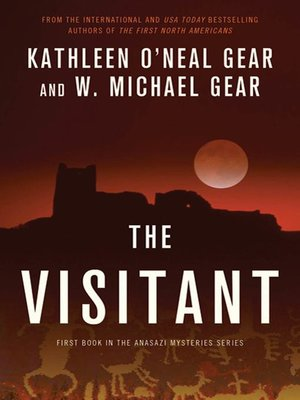 cover image of The Visitant
