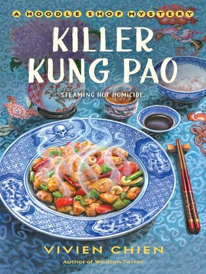 cover image of Killer Kung Pao