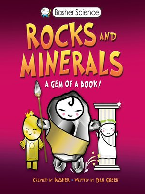 cover image of Rocks and Minerals
