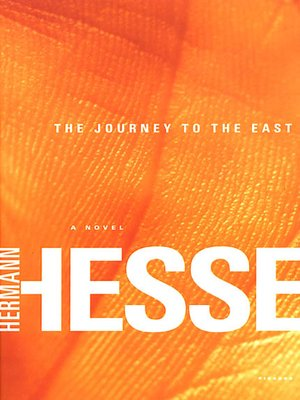cover image of The Journey to the East