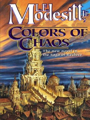 cover image of Colors of Chaos