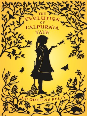 cover image of The Evolution of Calpurnia Tate