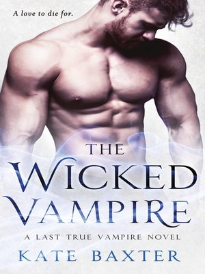 cover image of The Wicked Vampire