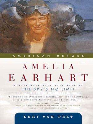 cover image of Amelia Earhart