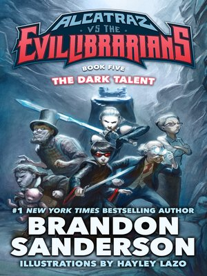 The Dark Talent by Brandon Sanderson · OverDrive (Rakuten