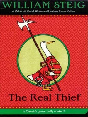 cover image of The Real Thief