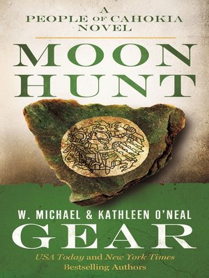 cover image of Moon Hunt