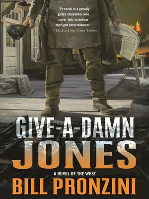 cover image of Give-a-Damn Jones