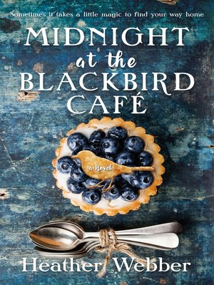 cover image of Midnight at the Blackbird Cafe
