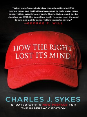 cover image of How the Right Lost Its Mind