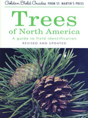 cover image of Trees of North America
