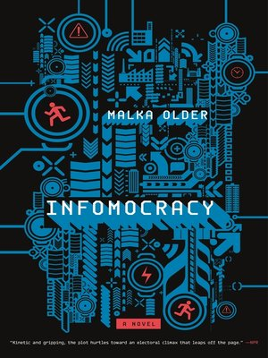 cover image of Infomocracy