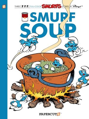 cover image of Smurf Soup