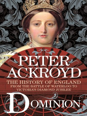cover image of Dominion: History of England