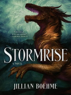 cover image of Stormrise
