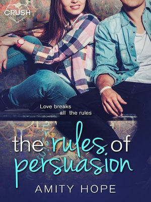 Entangled publishing llcpublisher overdrive rakuten overdrive cover image of the rules of persuasion series book 1 fandeluxe Gallery
