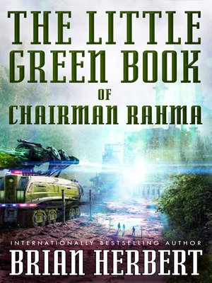 cover image of The Little Green Book of Chairman Rahma