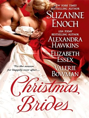 cover image of Christmas Brides