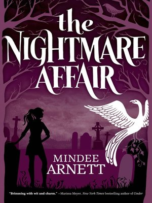 cover image of The Nightmare Affair