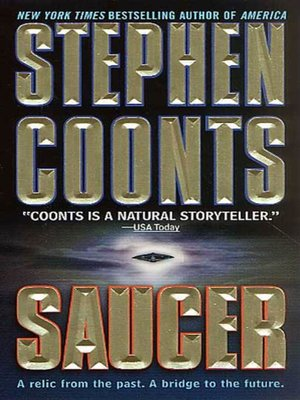 cover image of Saucer