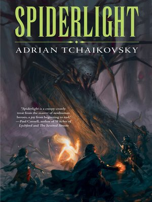 cover image of Spiderlight