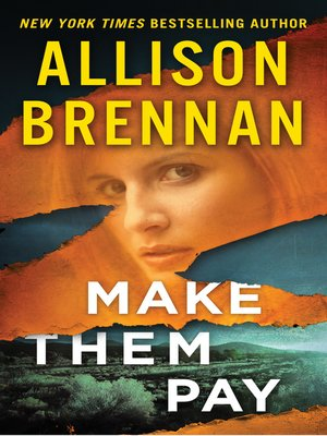 cover image of Make Them Pay