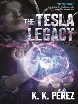 cover image of The Tesla Legacy