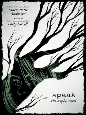Cover image for Speak: The Graphic Novel
